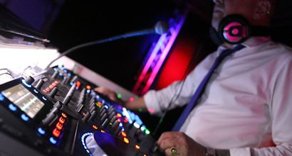 Your Deejay...with Denon.